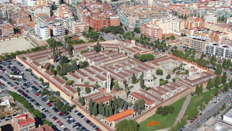 maqette Barcelona