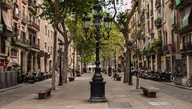 Cuitat Vella Barcelona