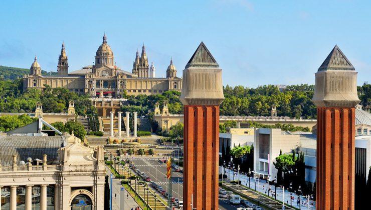 sants-montjuic Barcelona