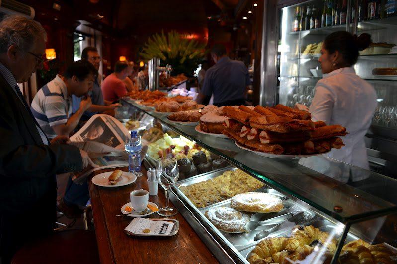 Tapasbar Ciutat Condal, Barcelona