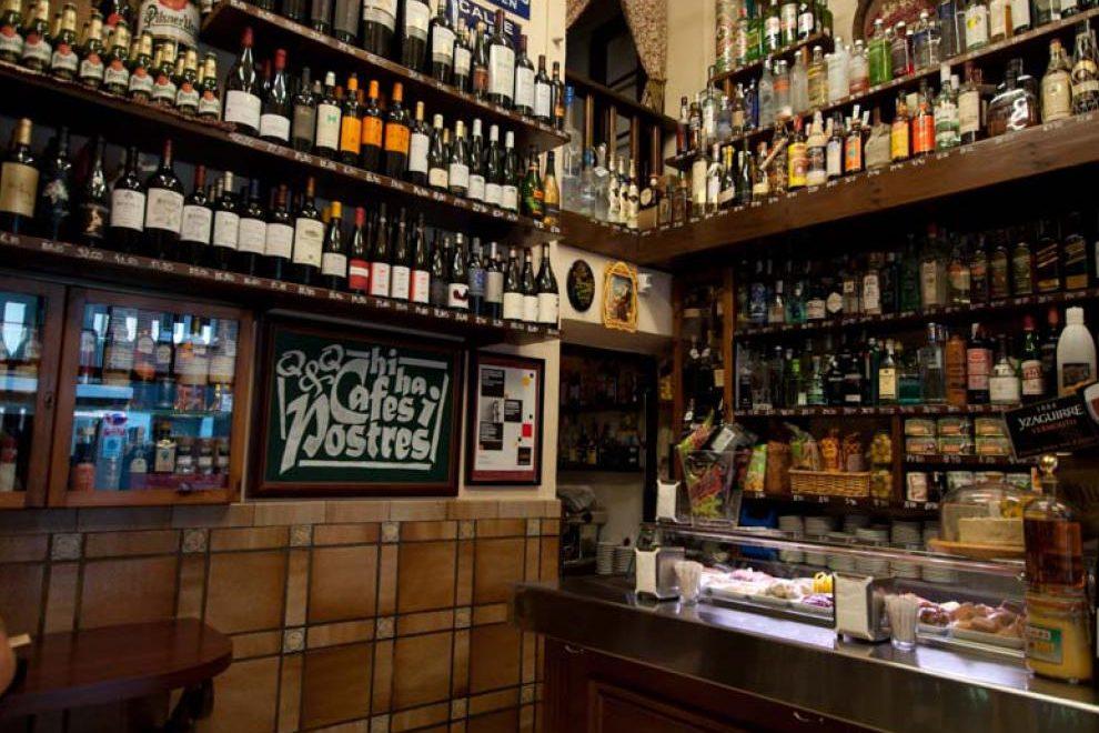 Tapasbar Quimet & Quimet, Barcelona
